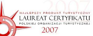 Jarmark Spalski Certyfikat