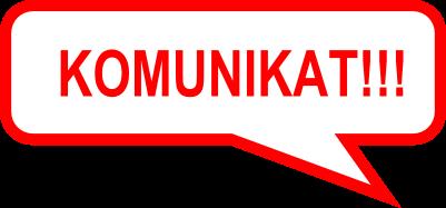 Ważny komunikat związany z organizacją Jarmarku Spalskiego.